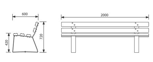 JBC-0001 - Banc Amboise