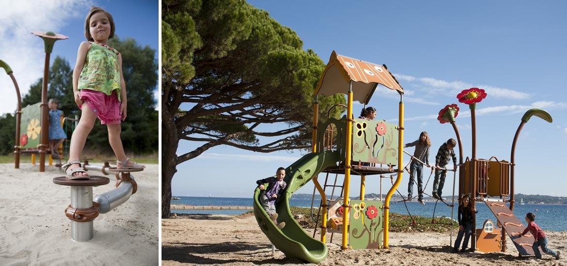 structures multi activit s pour aire de jeux husson international. Black Bedroom Furniture Sets. Home Design Ideas